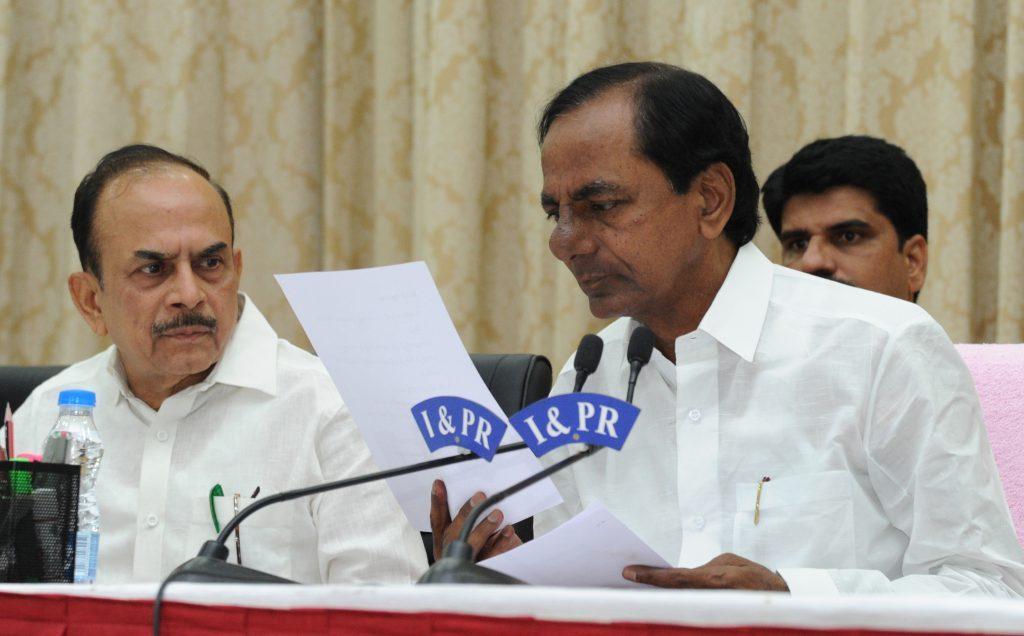 Spread awareness on GST: KCR told officials