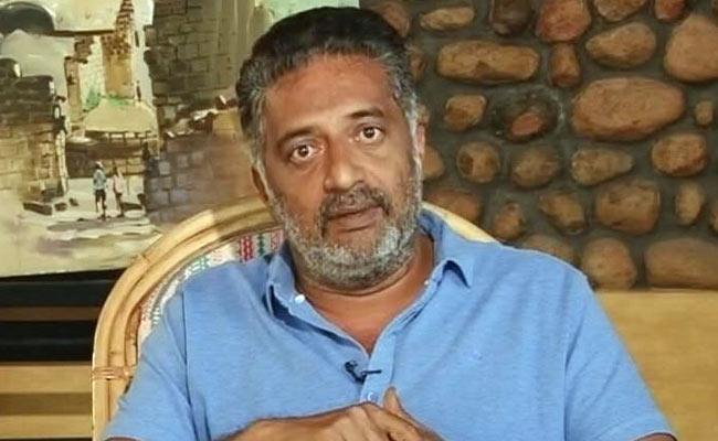 I am anti-Modi, not anti-Hindu: Prakash Raj