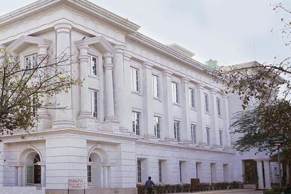 IAS Officers' Club was a colonial-era bungalow