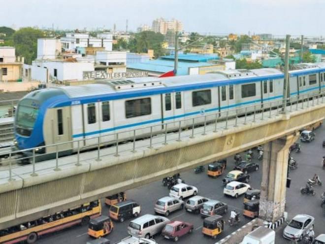 Metro Rail Phase-II routes checked