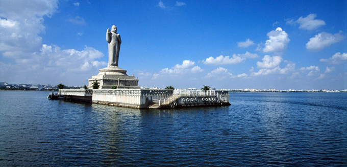 TRAFFIC RESTRICTIONS AROUND HUSSAIN SAGAR LAKE