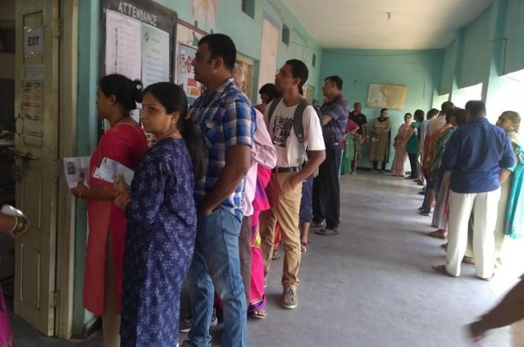 Secunderabad sees lowest voter turnout across Telangana