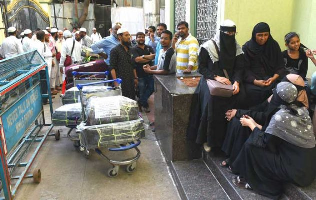 First batch of Haj pilgrims leaves for Saudi Arabia