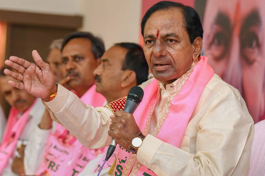 Will launch a national party after LS polls if needed: KCR