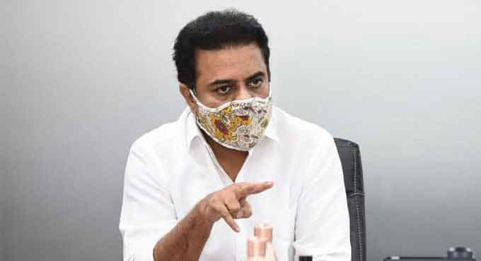 KTR writes to Centre to set up vaccine testing centre in Hyderabad