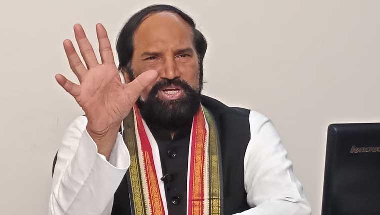 Dictatorship will end in 10 days: N Uttam Kumar Reddy