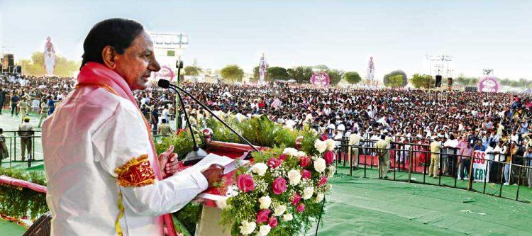 Regional parties will rule centre: CM KCR