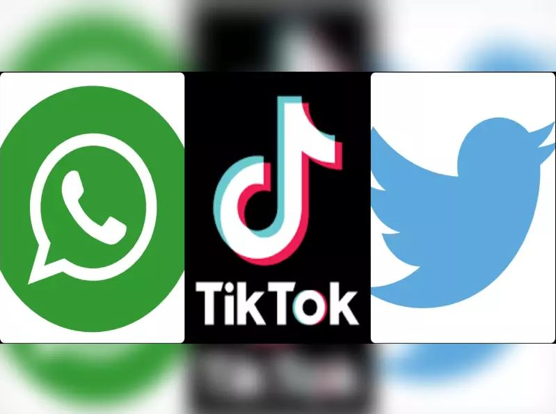Cyber Crime police register a case against Twitter, WhatsApp and TikTok