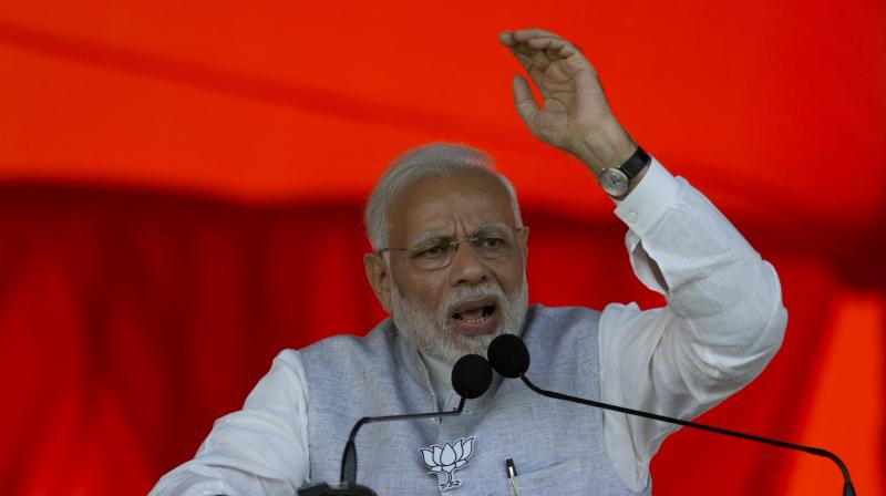 PM Modi to address meet at LB stadium today