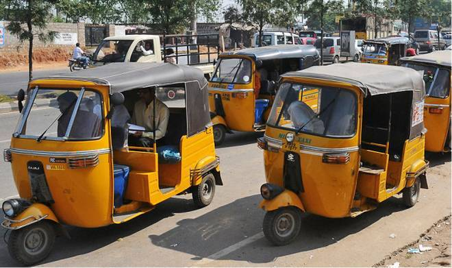 One-day auto bandh on Jan 8 in Hyderabad