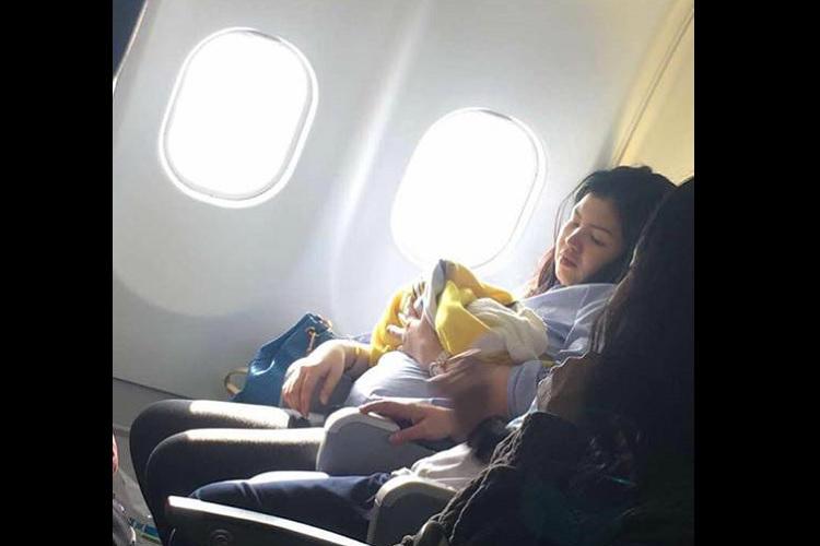 Baby born mid air; flight makes emergency landing in Hyderabad