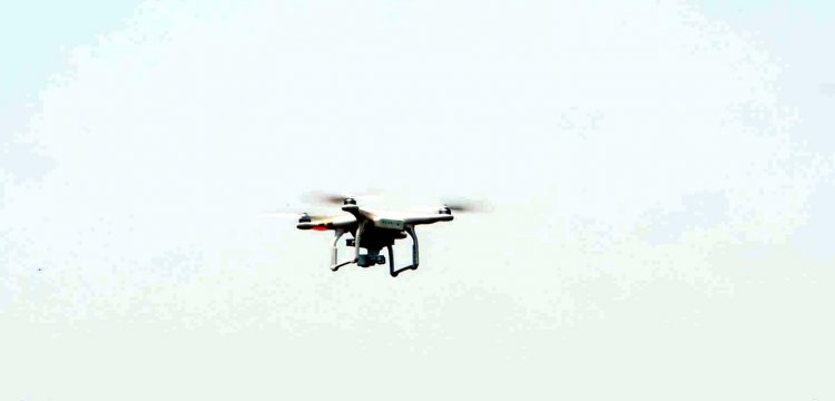 Cyient helping TS police via drone-based surveillance