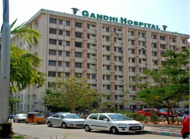 gandhihospitalmedicosresumeduties