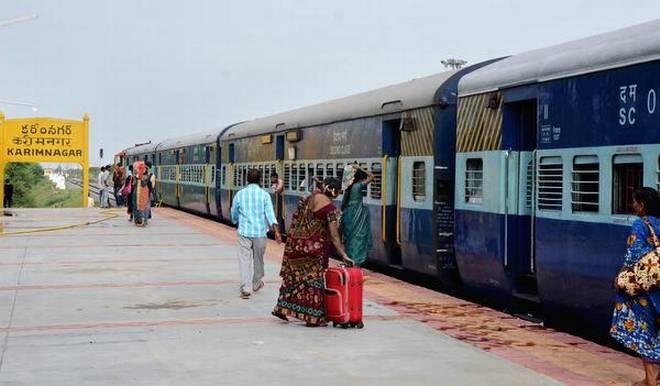 Kacheguda-Nizamabad train to be extended to Karimnagar