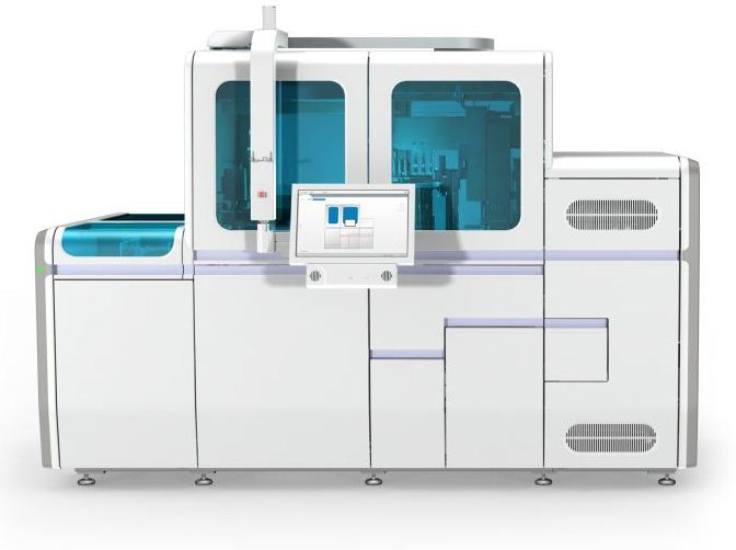 NIMS receives Cobas 8800 machine to test Covid-19 samples