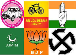 Election campaign ends in Telangana