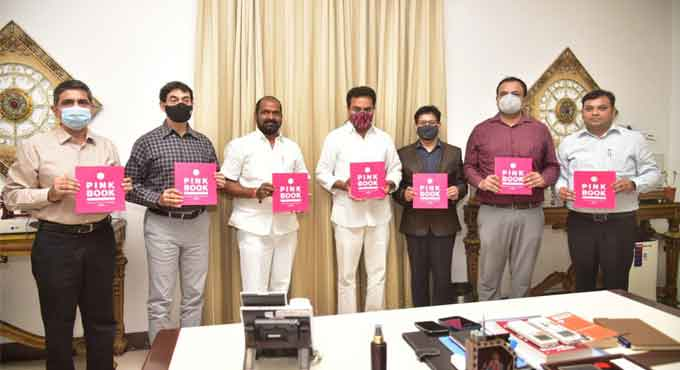 KTR launches investors guide