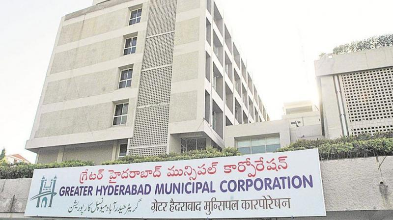 GHMC property tax collections cross Rs.1,300 crore