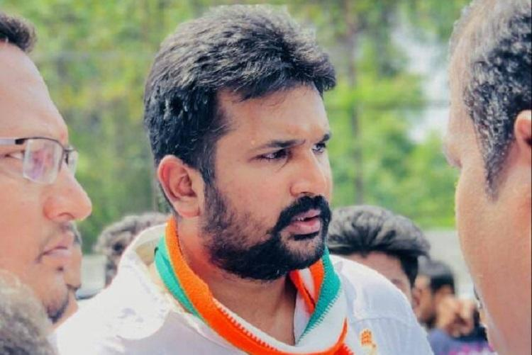 Telangana: Congress spokesperson Krishank resigns from party, to join TRS