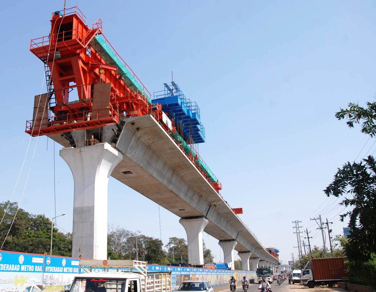 HMR directed to speed up Metro Rail works