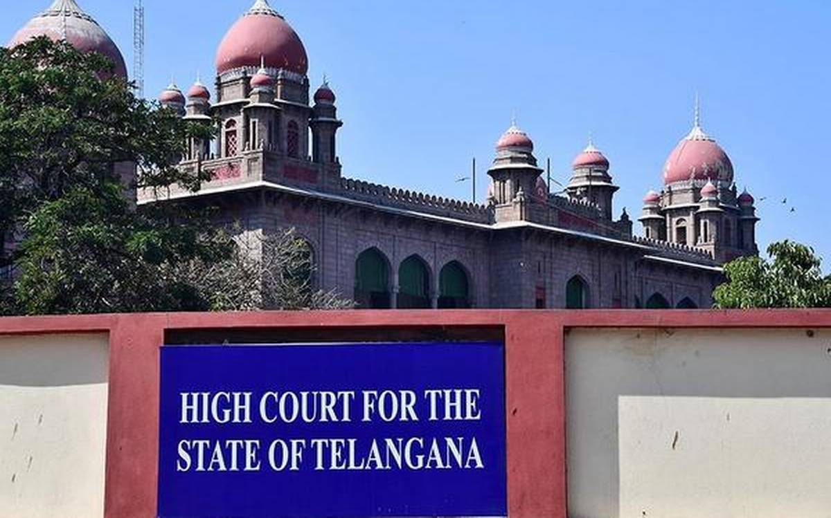 Telangana High Court issues notice to State official