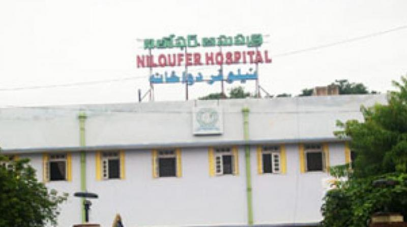 Resident doctor attacked at Niloufer Hospital