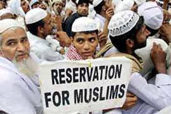 Muslims deserve 12 pc reservation: Sudheer Commission