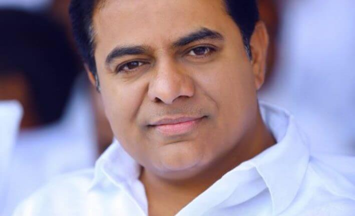 KTR invited to speak on KLIS at meet in US