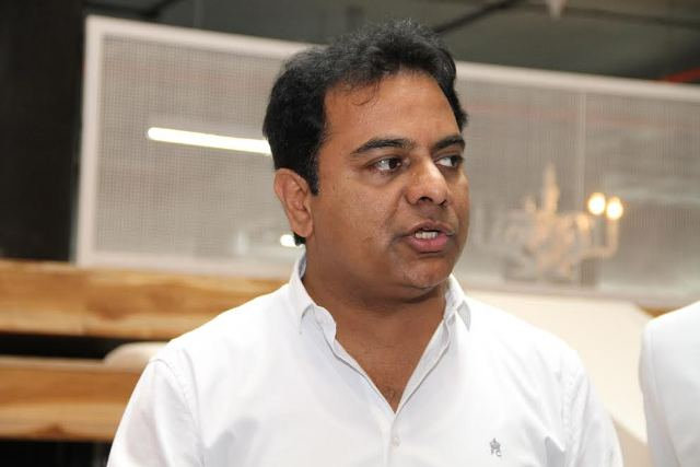 KTR presents second phase of T-Hub model