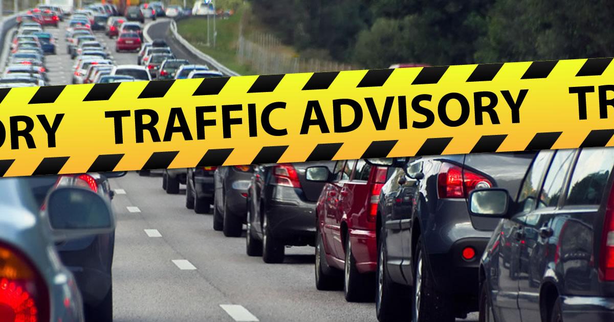 Traffic advisory to motorists in view of Numaish