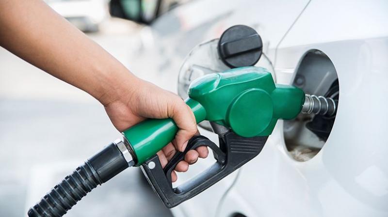 fuelpricescontinuetoriseinhyderabad
