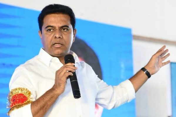 Chandrababu Naidu will be rejected by the people of AP State: KTR