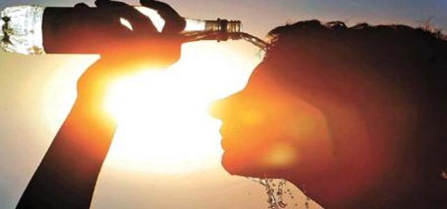 Hyderabad sizzles at 42.2 degree Celsius