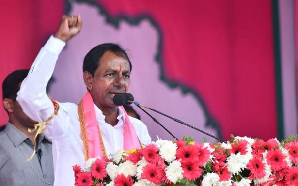 New Acts to curb corruption in Telangana: KCR