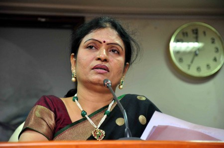 I will even beg rather than joining TRS: DK Aruna