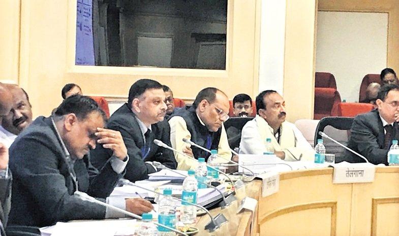 Grant huge budgetary allocations to Telangana: Etela Rajender