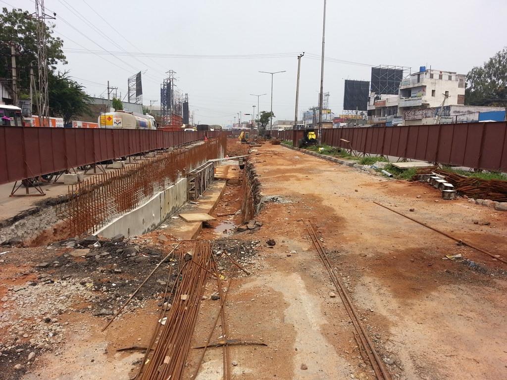 LB Nagar underpass set to open next month