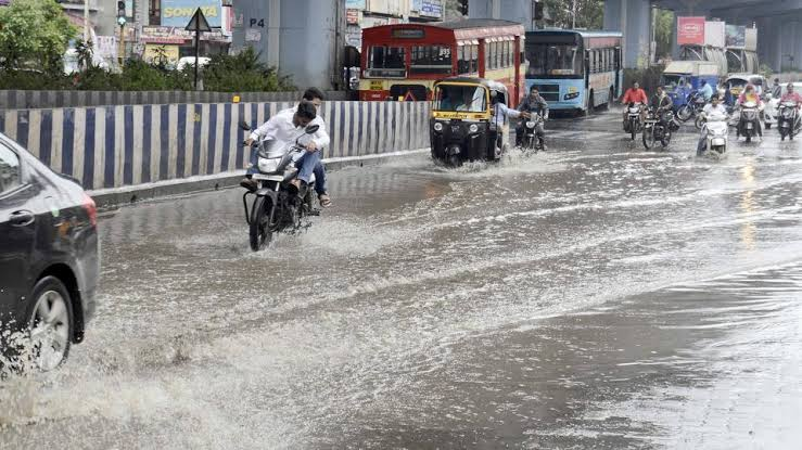 IMD predicts more rain in Hyderabad