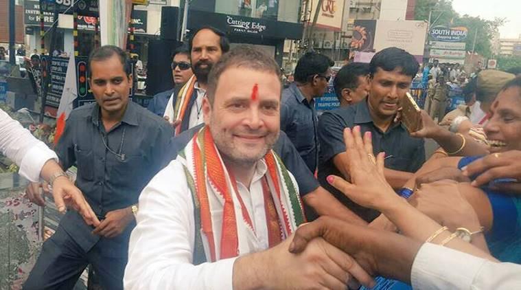 Rahul Gandhi to visit Telangana today