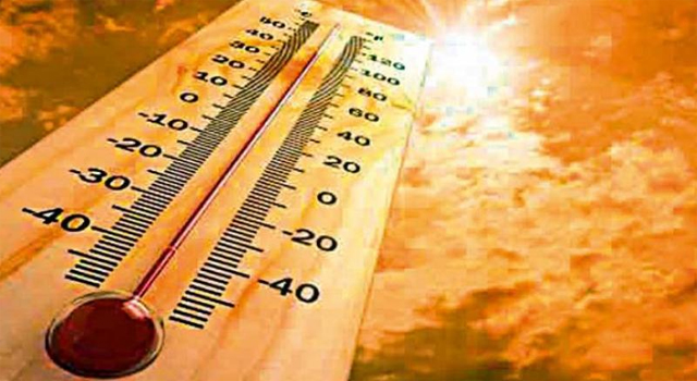 Hyderabad records a maximum temperature of 38 degree Celsius