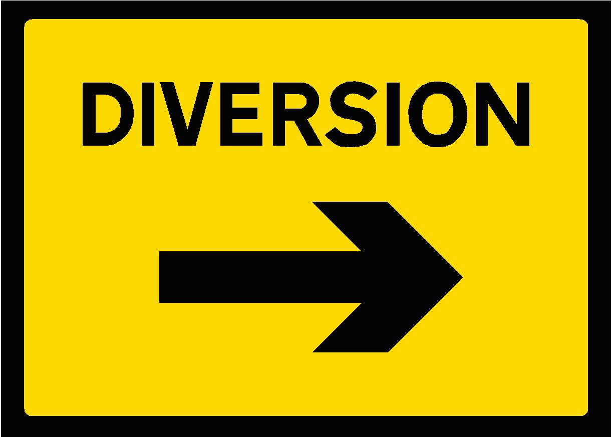 Traffic diversions at mindspace, Hyderabad