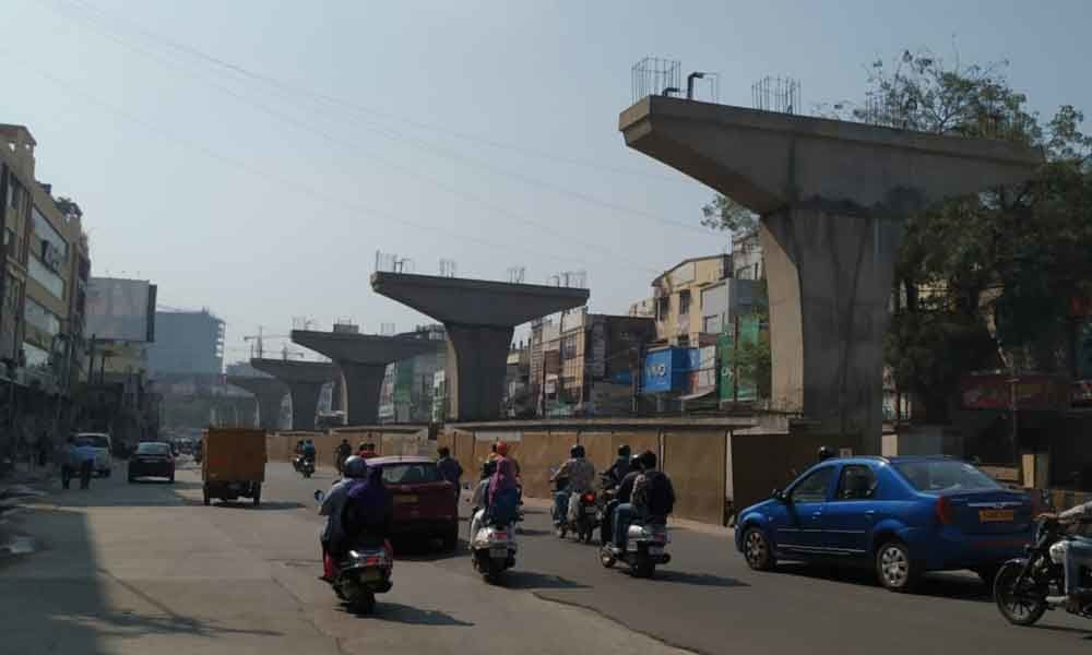 Kothaguda flyover likely to be finished next year