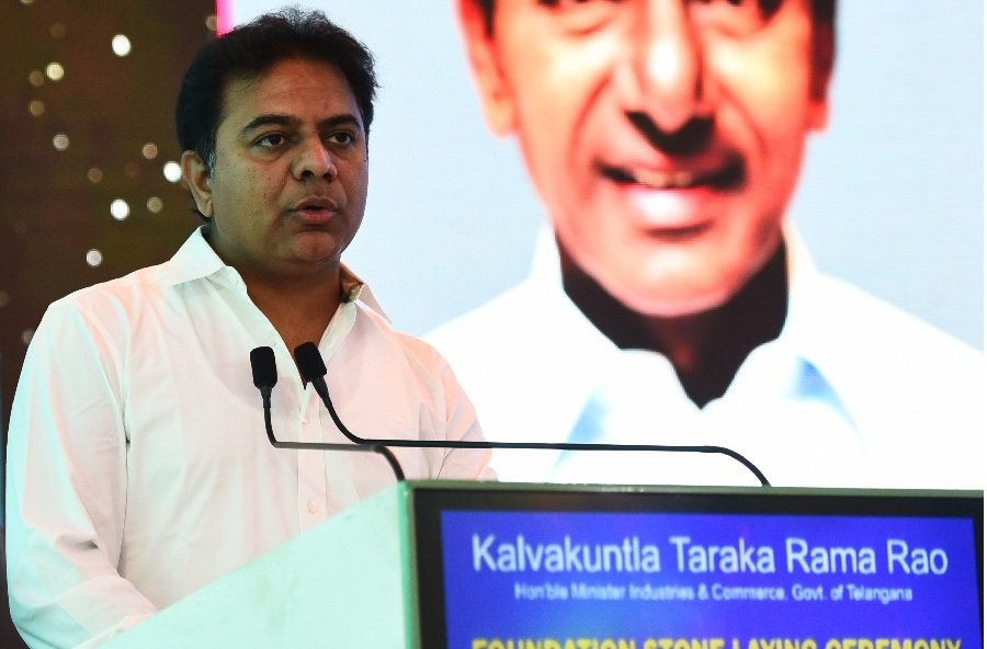 Technology should reach to common man: K T Rama Rao