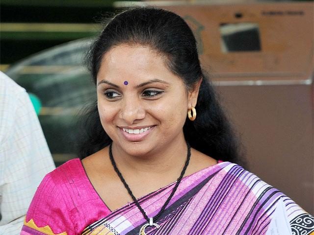 TRS will not celebrate Hyderabad Liberation Day: Kavitha MP