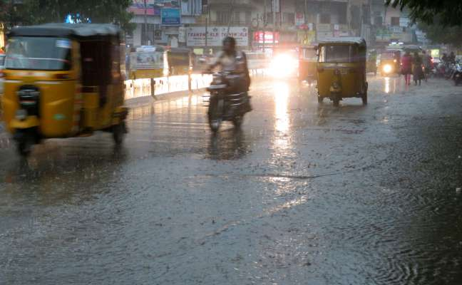Heavy rain likely in Hyderabad: Met Dept