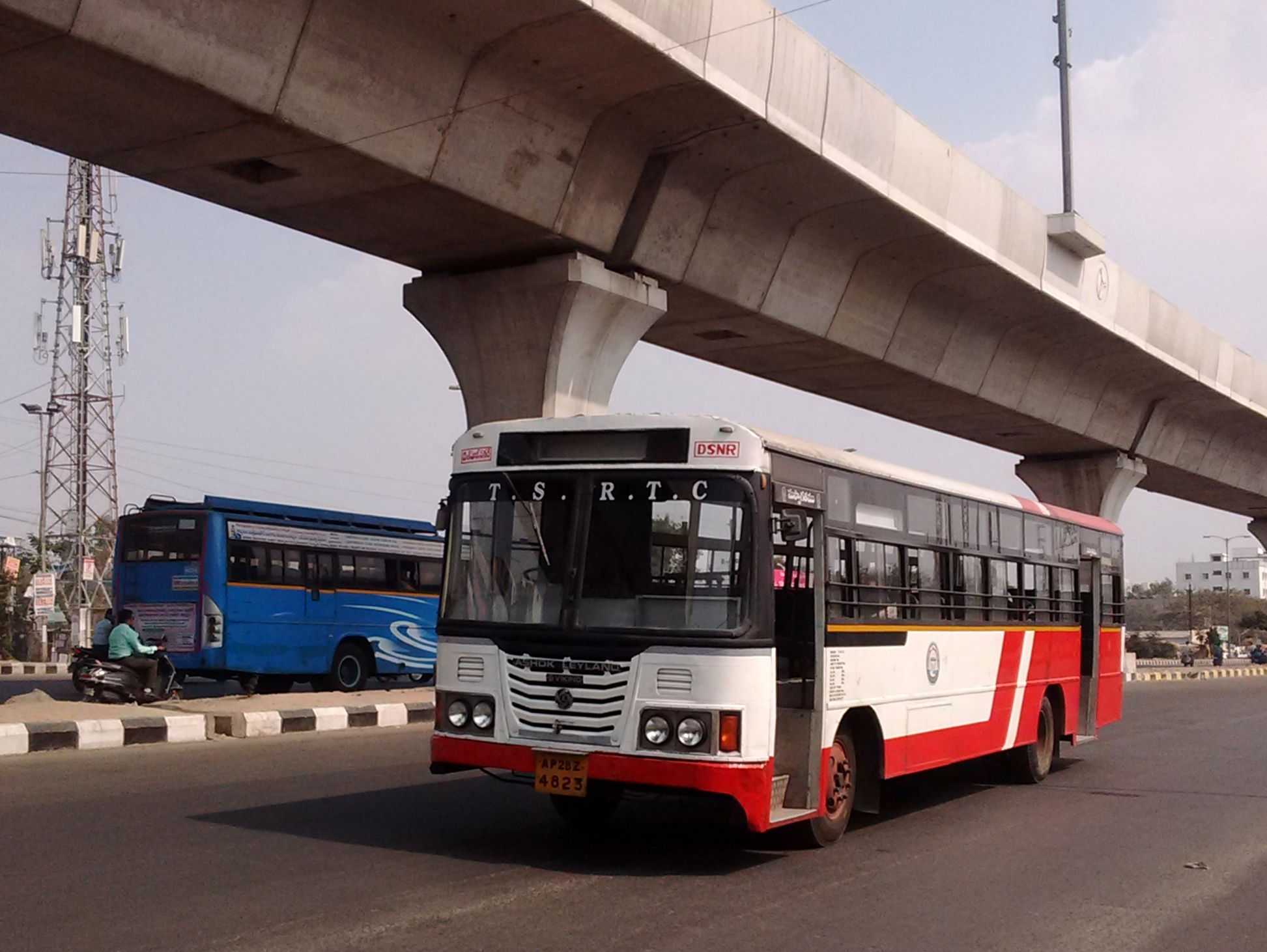 Special buses for Inter supplementary