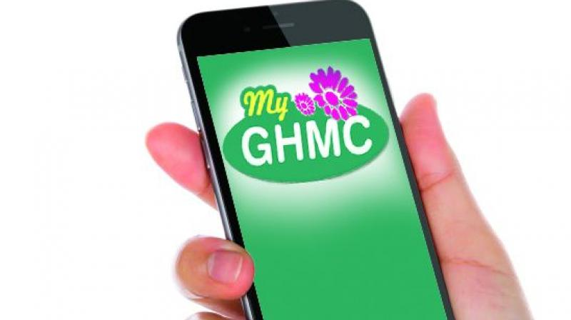 MyGHMC mobile app upgrades by civic body