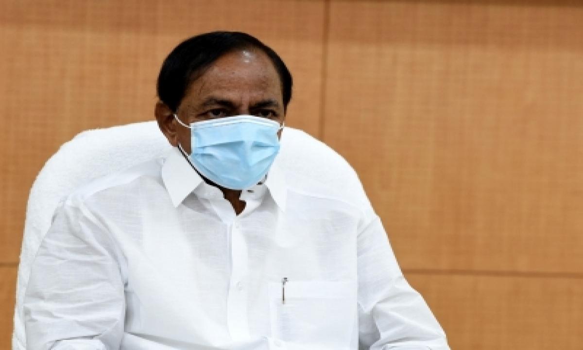 CM KCR condoles Ajit Singh