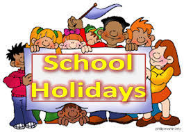 Summer school holidays start from April 16