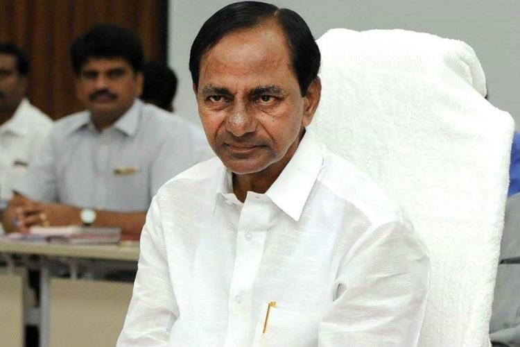 KCR to attend Niti Aayog meeting in Delhi on June 14